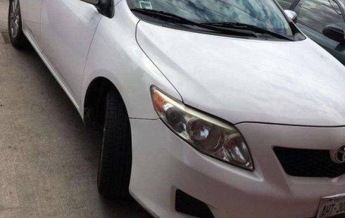 Urge!! Un excelente Toyota Corolla 2009 Automático vendido a un precio increíblemente barato en Mexicali