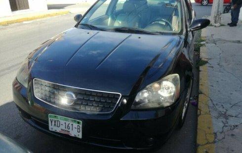 Quiero vender inmediatamente mi auto Nissan Altima 2005 muy bien cuidado