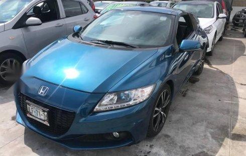 Tengo que vender mi querido Honda CR-Z 2014 en muy buena condición