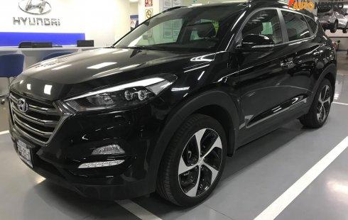 Hyundai Tucson Limited Tech Navi 2017 - Oportunidad