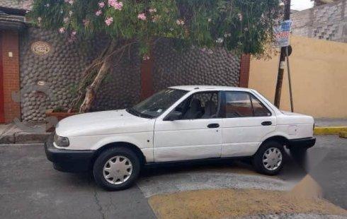Se pone en venta un Nissan Tsuru