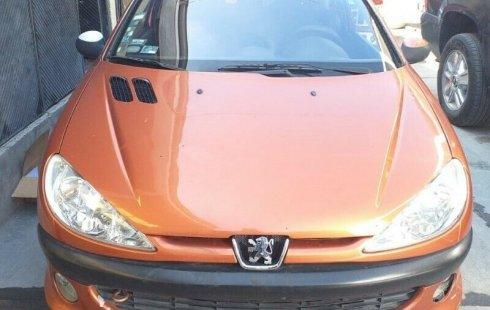 Pongo a la venta cuanto antes posible un Peugeot 206 en excelente condicción