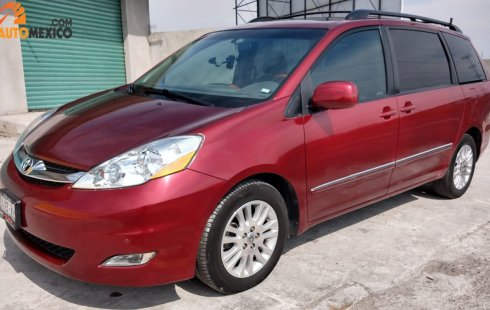 Toyota Sienna Xle Piel  Limited  Qc Dvd At 2009