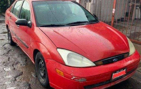 Quiero vender inmediatamente mi auto Ford Focus 2002 muy bien cuidado