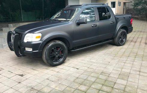 Pongo a la venta cuanto antes posible un Ford Explorer Sport en excelente condicción a un precio increíblemente barato