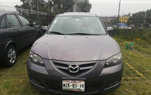 Se vende urgemente Mazda 3 2008 Automático en Álvaro Obregón