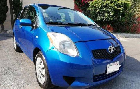 Urge!! Un excelente Toyota Yaris 2007 Automático vendido a un precio increíblemente barato en Tlalpan