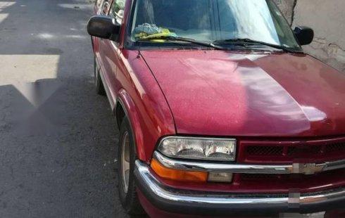 Quiero vender inmediatamente mi auto Chevrolet Blazer 1999 muy bien cuidado