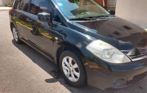 Nissan Tiida Automático