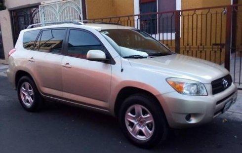 Toyota RAV4 2007 barato en Guadalajara