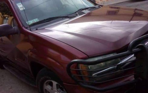 Quiero vender urgentemente mi auto Chevrolet Blazer 2004 muy bien estado