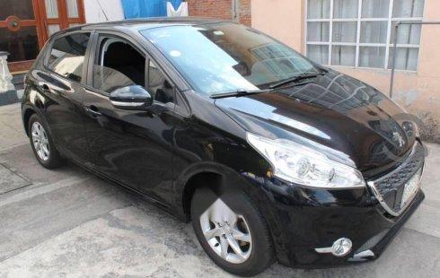 Urge!! Un excelente Peugeot 208 2014 Manual vendido a un precio increíblemente barato en Benito Juárez