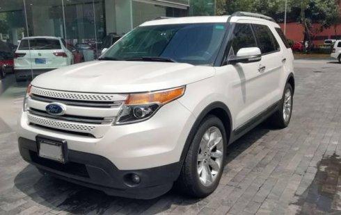 Quiero vender cuanto antes posible un Ford Explorer 2013
