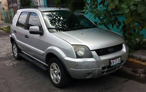 Ford EcoSport 2005 barato en Gustavo A. Madero
