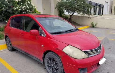 Nissan Tiida impecable en Guadalupe