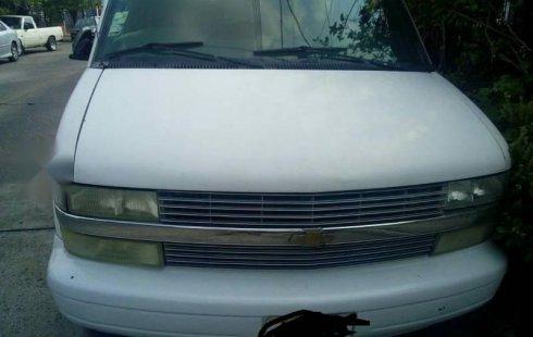 Vendo un Chevrolet Astro por cuestiones económicas