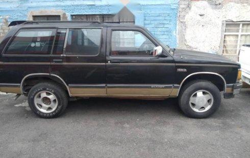 Quiero vender urgentemente mi auto Chevrolet Blazer 1992 muy bien estado