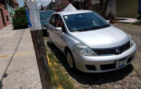 Nissan Tiida impecable en Querétaro