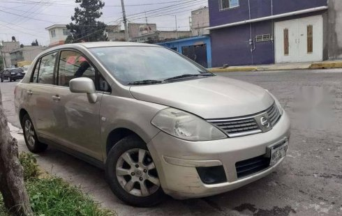 Nissan Tiida usado en Nezahualcóyotl