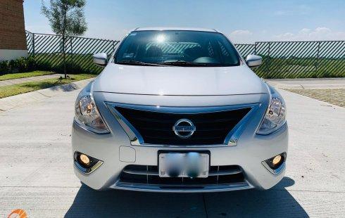 Nissan Versa Advance AUT. Factura Original