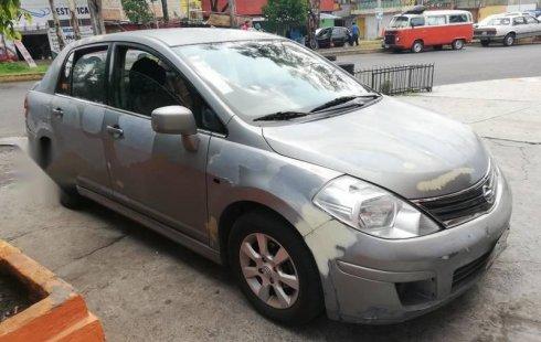 Nissan Tiida 2008 barato en Coyoacán