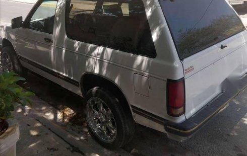Vendo un Chevrolet Blazer por cuestiones económicas