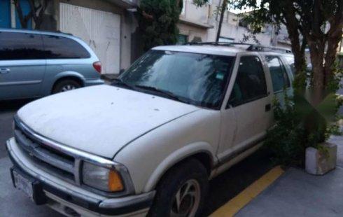En venta un Chevrolet Blazer 1997 Automático en excelente condición