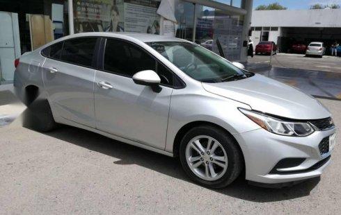 Se vende urgemente Chevrolet Cruze 2017 Automático en Jilotepec