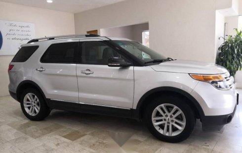 No te pierdas un excelente Ford Explorer 2013 Automático en Cuajimalpa de Morelos