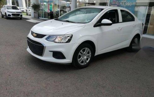 Quiero vender urgentemente mi auto Chevrolet Sonic 2018 muy bien estado
