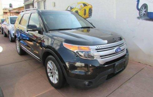 Ford Explorer 2013 usado en Tepatitlán de Morelos