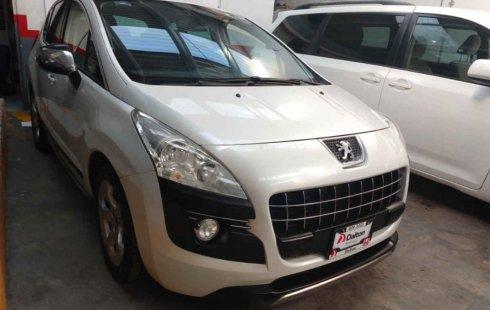 Urge!! En venta carro Peugeot 3008 2011 de único propietario en excelente estado