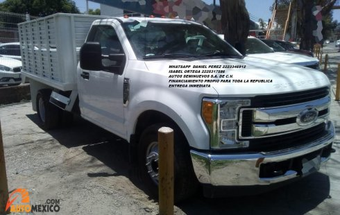 Bonita Ford Super Duty 350 2017 Puebla