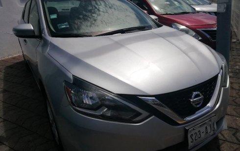 Nissan Sentra 2017 usado en Puebla