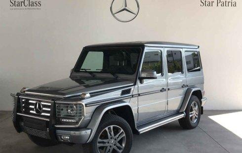 Vendo un Mercedes-Benz Clase G por cuestiones económicas