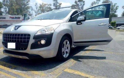 Urge!! Vendo excelente Peugeot 3008 2011 Automático en en Azcapotzalco