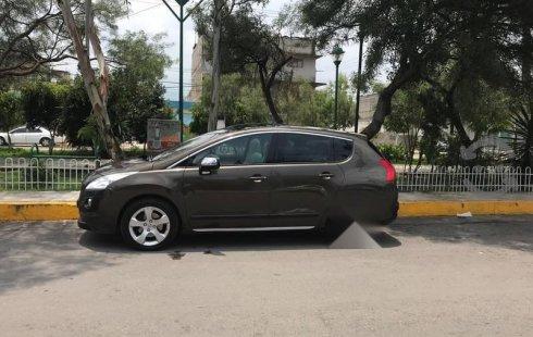SHOCK!! Un excelente Peugeot 3008 2011, contacta para ser su dueño