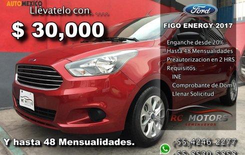 Ford Figo Energy Sedan T/A 2017