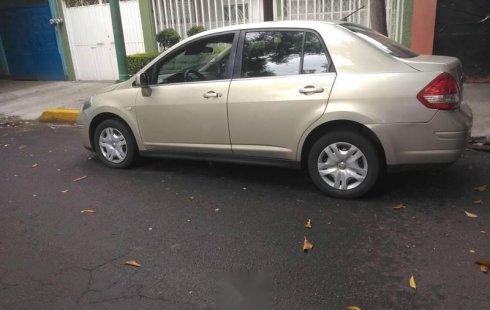 Quiero vender un Nissan Tiida usado