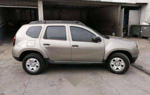 Renault Duster impecable en Coyoacán más barato imposible