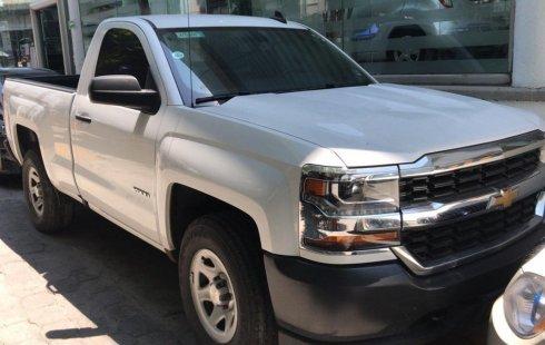 Se vende urgemente Chevrolet Silverado 2017 Automático en Iztacalco