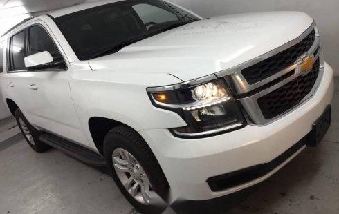 Quiero vender inmediatamente mi auto Chevrolet Tahoe 2017