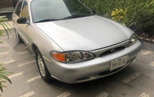 Se vende urgemente Ford Escort 1999 Automático en Cuernavaca