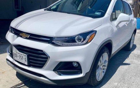 Un Chevrolet Trax 2019 impecable te está esperando