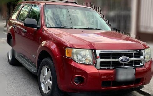 Vendo un Ford Escape impecable