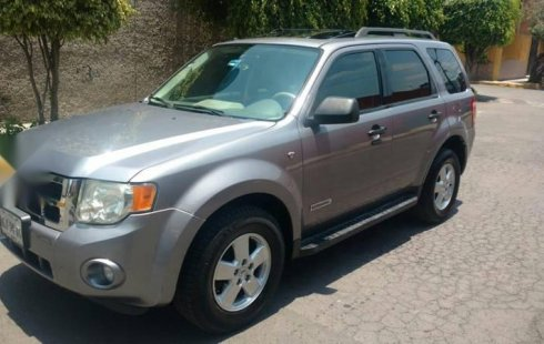 Ford Escape impecable en Iztapalapa