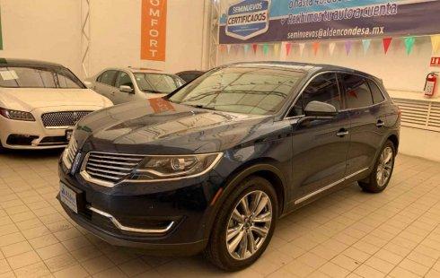 Lincoln MKX 2017 en venta