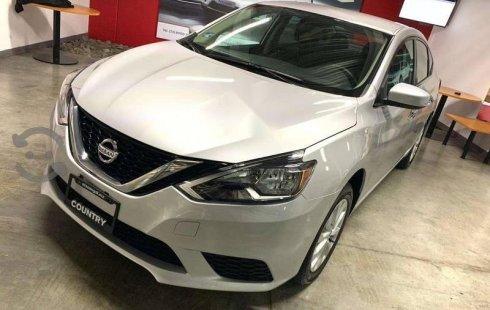 Quiero vender urgentemente mi auto Nissan Sentra 2019 muy bien estado