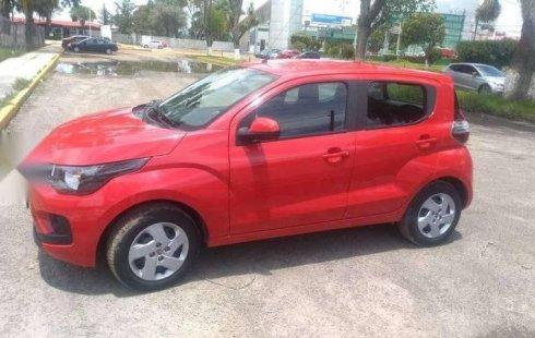 Se pone en venta un Fiat Mobi