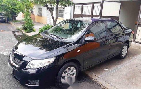 En venta un Toyota Corolla 2009 Automático en excelente condición